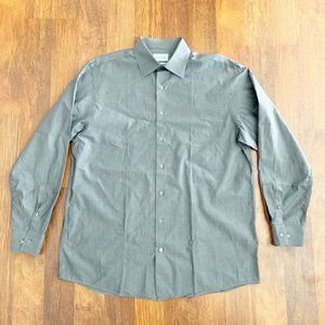 Thomas Pink Mens Button Down Shirt Large